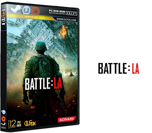 دانلود نسخه فشرده بازی Battle Los Angeles برای PC