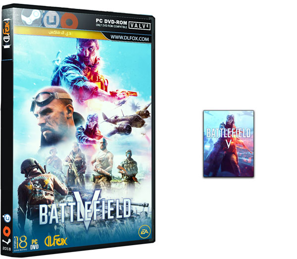 دانلود نسخه فشرده بازی Battlefield V برای PC