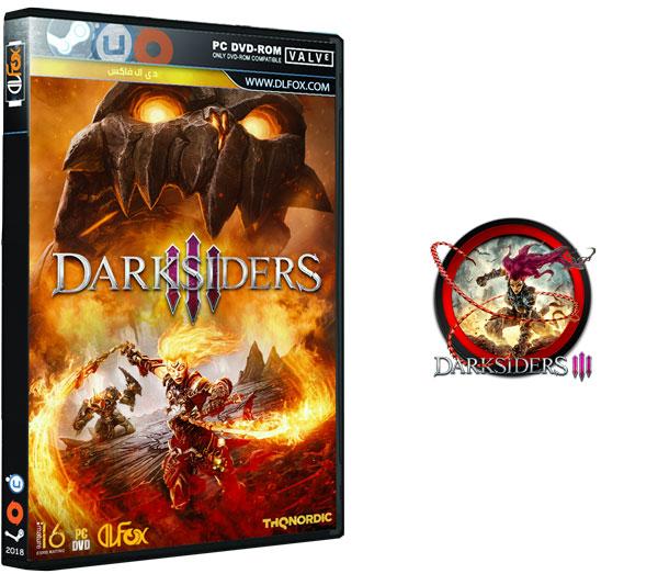 دانلود نسخه فشرده بازی Darksiders III برای PC