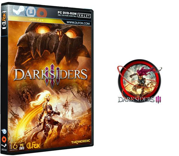 آموزش قدم به قدم بازی Darksiders III