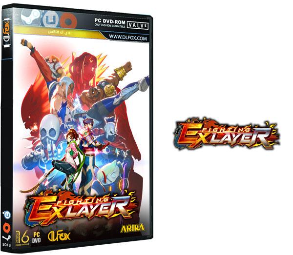 دانلود نسخه فشرده بازی FIGHTING EX LAYER برای PC