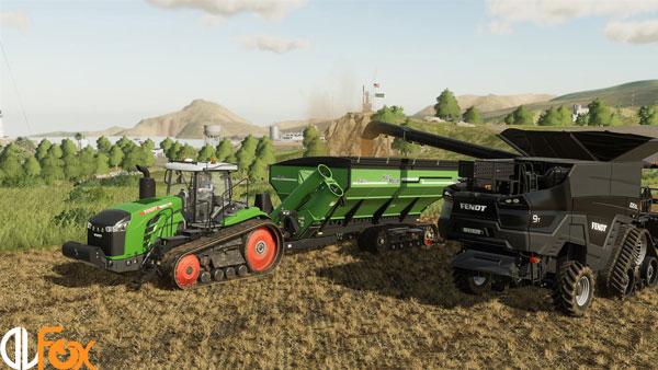 دانلود نسخه فشرده بازی Farming Simulator 19 – GRIMME Equipment Pack برای PC