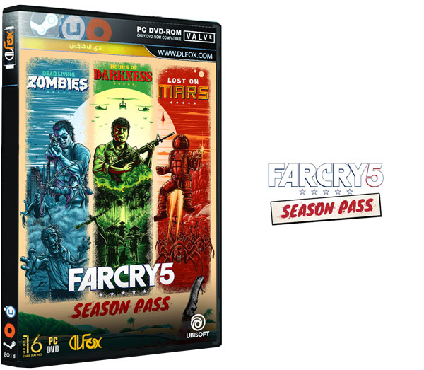 دانلود نسخه فشرده بازی FC5 Gold Edition برای PC