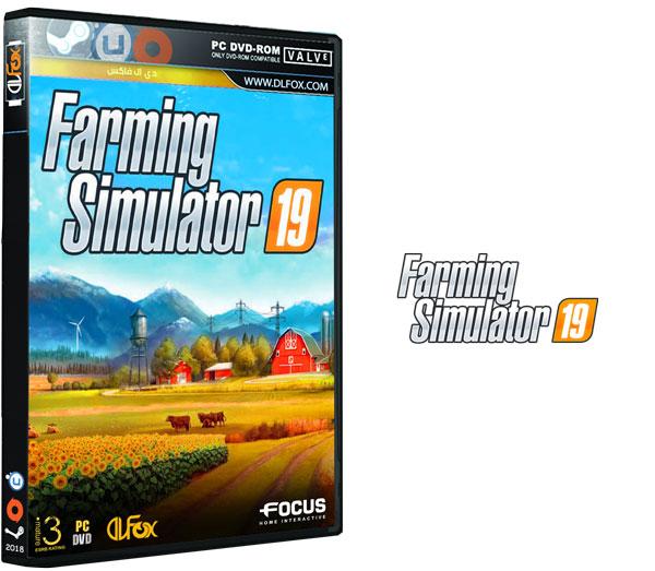 دانلود نسخه فشرده بازی Farming Simulator 19 برای PC