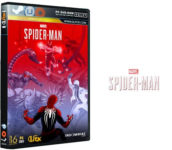 آموزش قدم به قدم بازی Marvels Spider-Man
