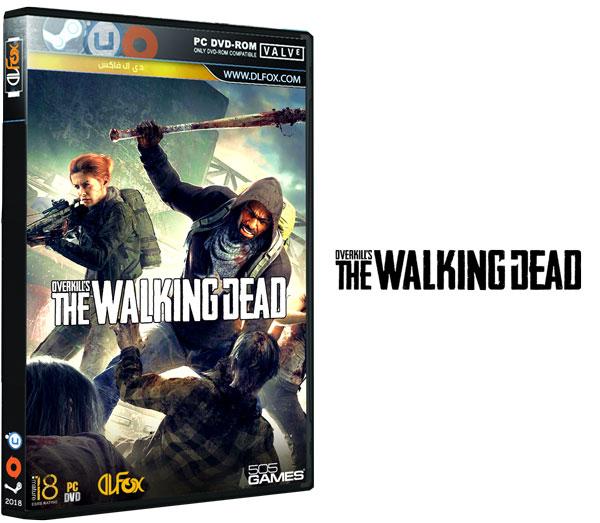دانلود نسخه فشرده بازی OVERKILLs The Walking Dead برای PC