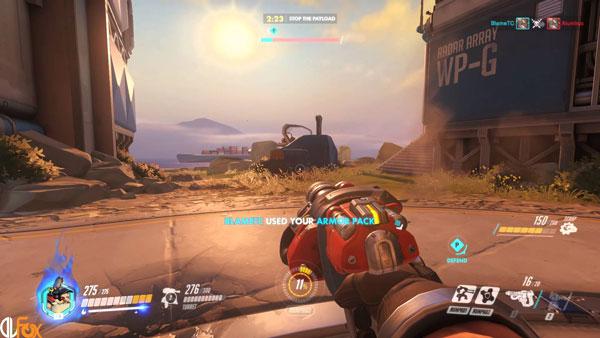 دانلود نسخه نهایی بازی Overwatch برای PC