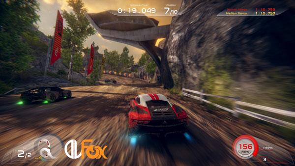 دانلود نسخه فشرده بازی Rise Race The Future برای PC