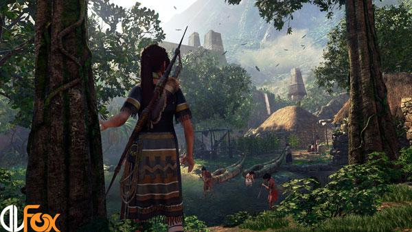 دانلود نسخه فشرده FitGirl بازی SOTTR: The Path Hom برای PC