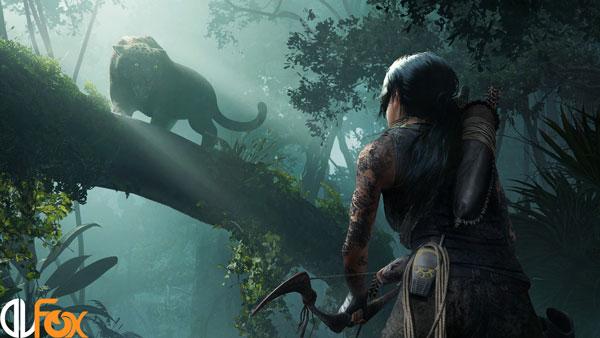 دانلود نسخه کرک شده بازی Shadow of the Tomb Raider Definitive Edition برای PS4