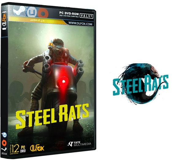 دانلود نسخه فشرده بازی Steel Rats برای PC