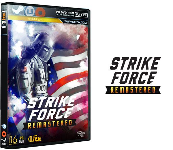 دانلود نسخه فشرده بازی Strike Force Remastered برای PC