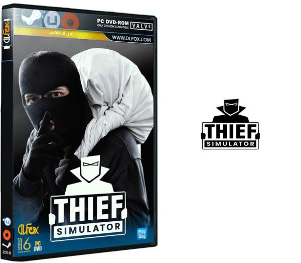 دانلود نسخه فشرده CorePack بازی Thief Simulator برای PC