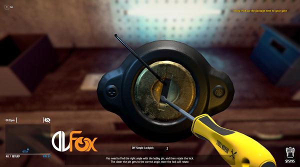 دانلود نسخه فشرده FitGirl بازی Thief Simulator برای PC