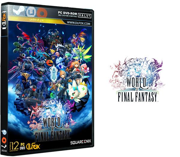 دانلود نسخه فشرده بازی WORLD OF FINAL FANTASY برای PC