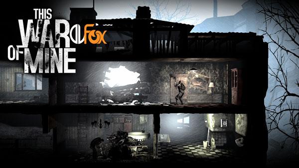 دانلود نسخه فشرده بازی This War of Mine برای PC