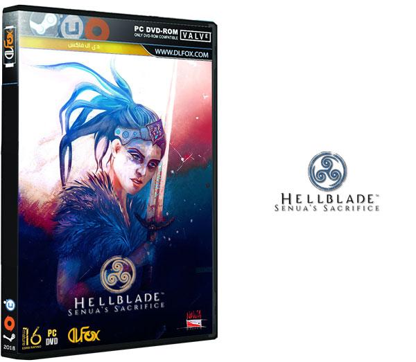 دانلود نسخه فشرده FitGirl بازی Hellblade: Senua's Sacrifice برای PC