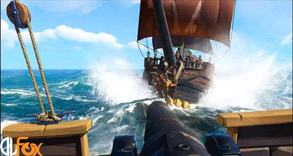دانلود نسخه فشرده بازی Sea of Thieves برای PC