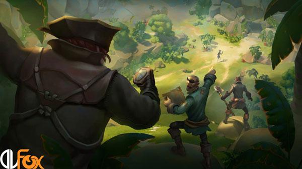 دانلود نسخه آنلاین بازی Sea of Thieves برای PC