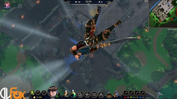 دانلود نسخه نهایی بازی Battlerite Royale برای PC