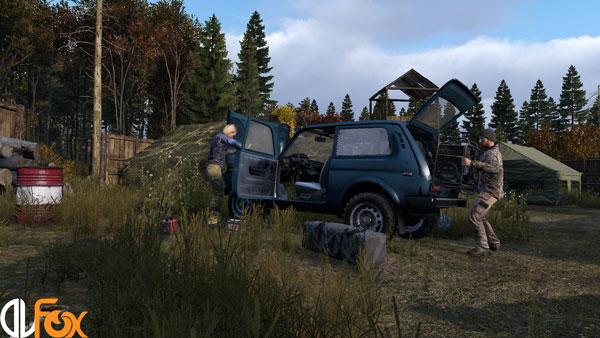 دانلود نسخه نهایی بازی DayZ برای PC