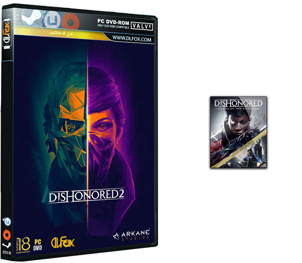 دانلود نسخه فشرده بازی DISHONORED 2 برای PC