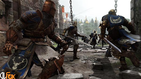 دانلود نسخه فشرده UPLAY بازی FOR HONOR GOLD EDITION برای PC