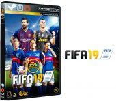 دانلود نسخه فشرده بازی FIFA 19 برای PC
