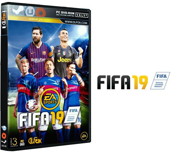 دانلود نسخه فشرده FitGirl V1 بازی FIFA 19 برای PC