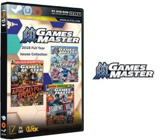 دانلود کالکشن ۲۰۱۸ مجله Gamesmaster