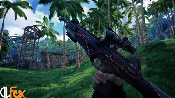 دانلود نسخه فشرده بازی Islands of Nyne: Battle Royale برای PC