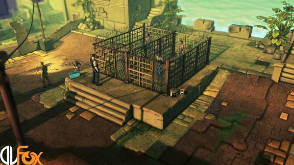 دانلود نسخه فشرده بازی Jagged Alliance: Rage برای PC