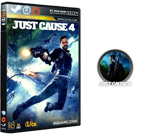 دانلود نسخه فشرده CorePack V1 بازی Just Cause 4 برای PC