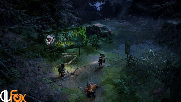 دانلود نسخه فشرده بازی Mutant Year Zero: Road to Eden برای PC