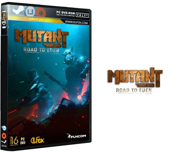 آموزش قدم به قدم بازی Mutant Year Zero: Road to Eden