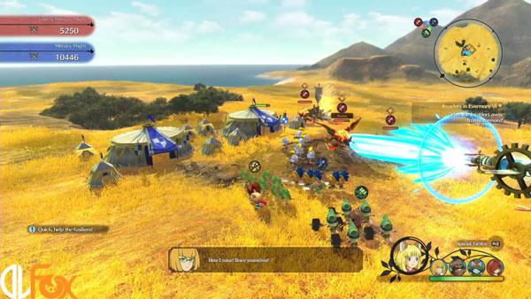 دانلود نسخه فشرده CorePack بازی Ni no Kuni II: Revenant Kingdom برای PC