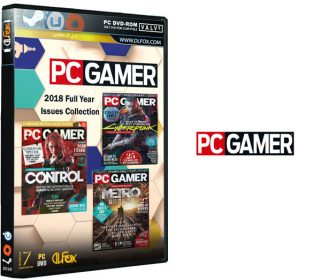 دانلود کالکشن کامل مجله PC Gamer UK