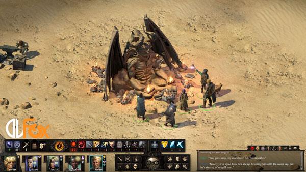 دانلود نسخه فشرده FitGirl بازی Pillars of Eternity II: Deadfire برای PC