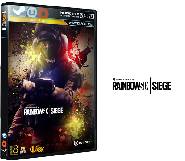 دانلود نسخه فشرده بازی TOM CLANCYS RAINBOW SIX SIEGE برای PC