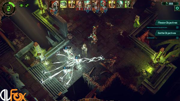 دانلود نسخه فشرده بازی Warhammer 40,000: Mechanicus برای PC