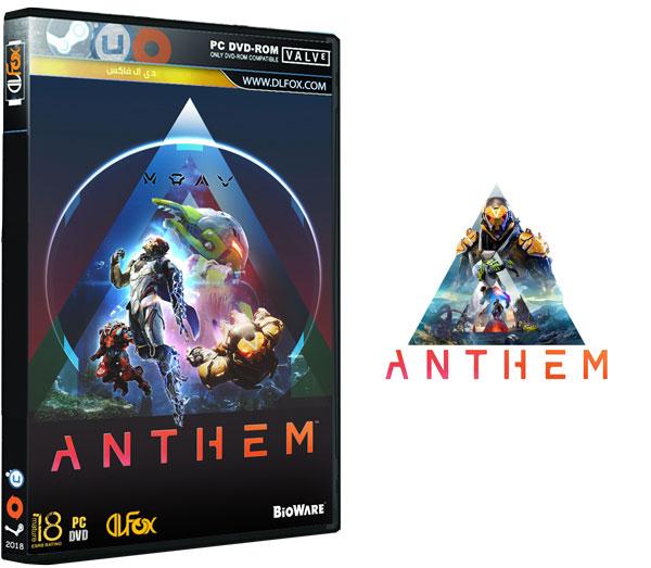 دانلود نسخه نهایی بازی Anthem برای PC