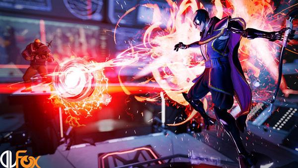 دانلود نسخه فشرده FitGirl بازی Agents Of Mayhem برای PC