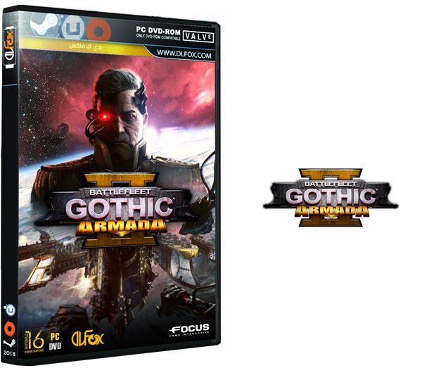 دانلود نسخه فشرده بازی Battlefleet Gothic: Armada 2 برای PC
