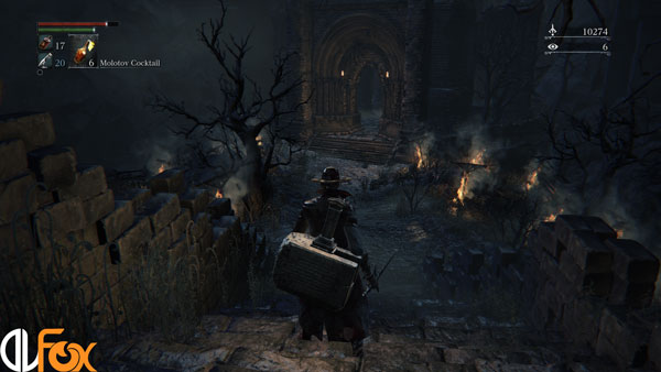 دانلود بازی Bloodborne: Game of the Year Edition برای PS4