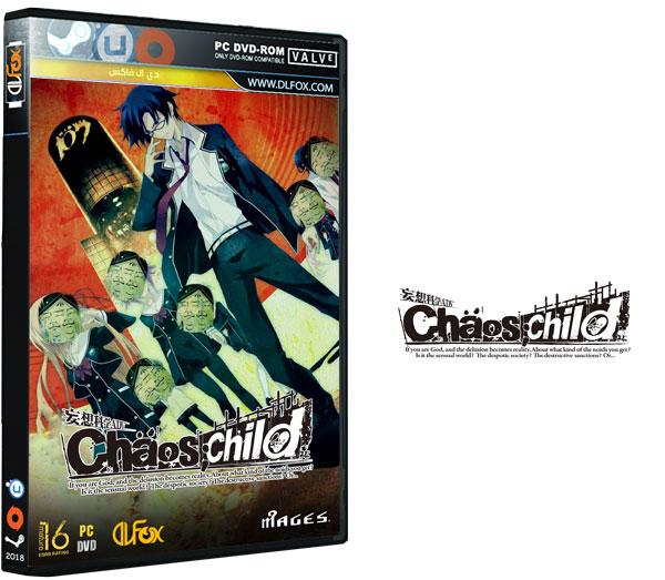 دانلود نسخه فشرده بازی CHAOS;CHILD برای PC
