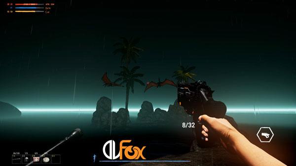 دانلود نسخه فشرده بازی DinosaurIsland برای PC