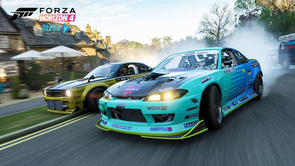 دانلود نسخه فشرده FitGirl بازی Forza Horizon 4 برای PC