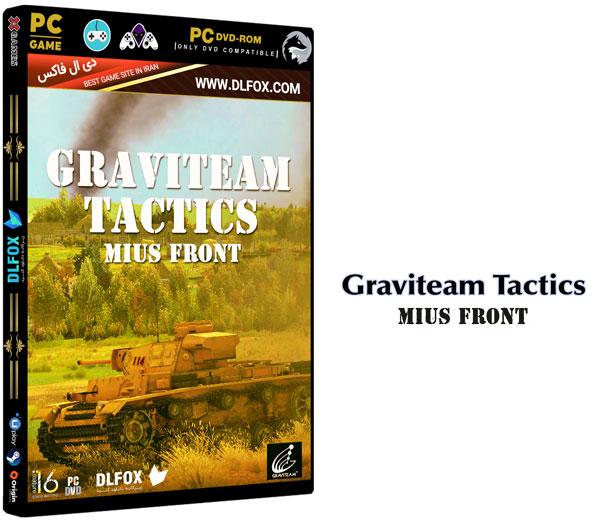 دانلود نسخه فشرده بازی GRAVITEAM TACTICS: MIUS-FRONT برای PC
