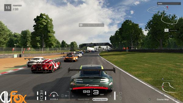 دانلود بازی Gran Turismo Sports برای PS4