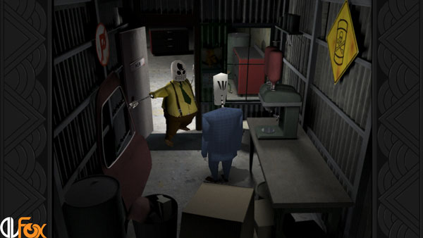 دانلود نسخه فشرده بازی Grim Fandango Remastered برای PC